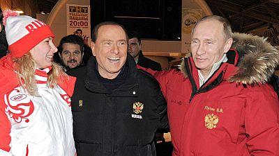 Berlusconi ¿Futuro ministro de Economía ruso?