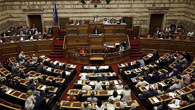Gregos divididos sobre segundo pacote de reformas