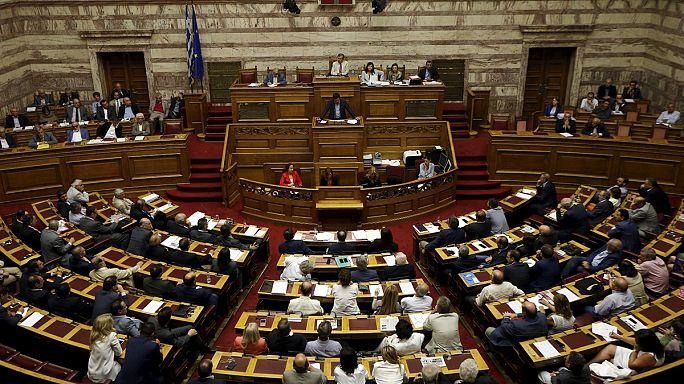 Grèce : adoption du second volet de réformes demandées par les créanciers