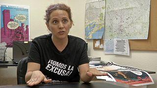 """Elizabeth Casañas: """"Somos los chivos expiatorios"""""""