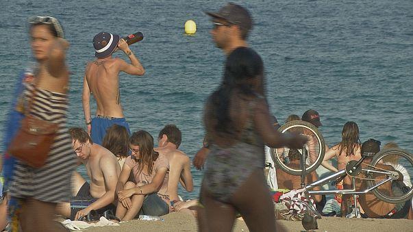 Barcelona, ¿tantos turistas acabarán con el turismo?