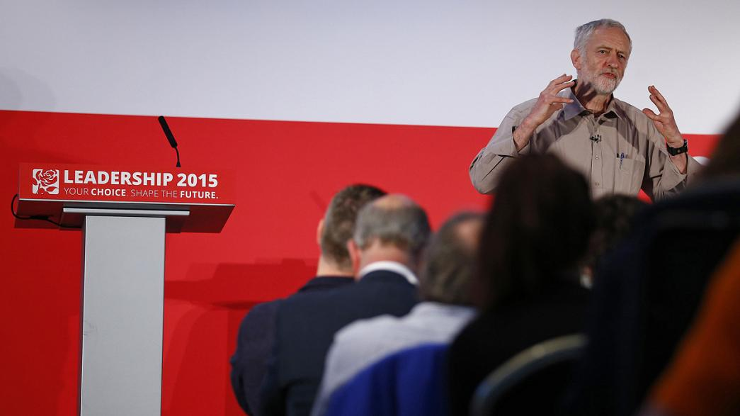 Is Jeremy Corbyn too left-of-centre to become next leader of the UK Labour party?