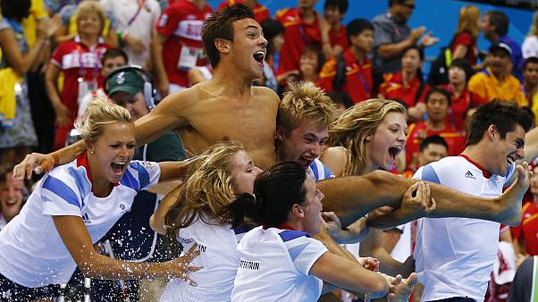 """Tom Daley """"can't wait"""" to compete at Rio 2016"""