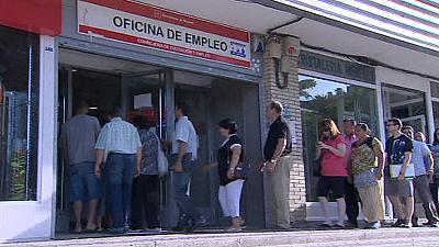 Jobless rate in Spain falls to lowest level in over three years