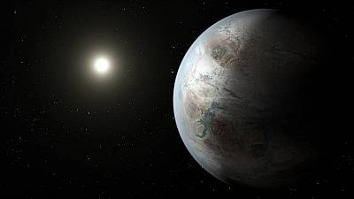 Nasa announces the discovery of an earth-like planet