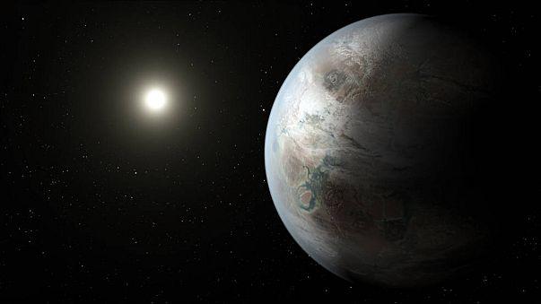 NASA-Forscher entdecken erdähnlichen Planeten