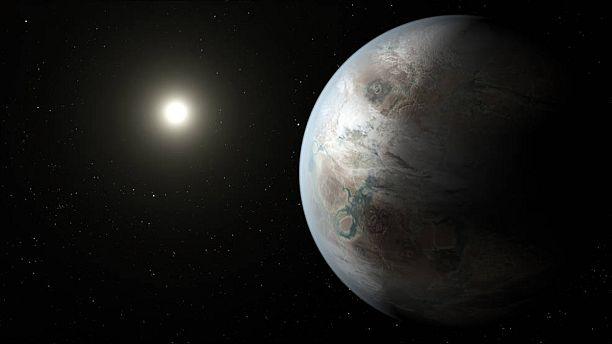 """La NASA confirma el descubrimiento de un planeta """"similar a la Tierra"""" en """"una zona habitable"""""""