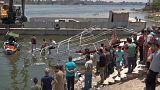 مصر:غرق 18 شخصاً في النيل بعد اصطدام مركب رحلات بقارب لنقل السلع