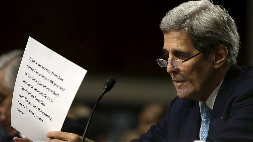 """Kerry: """"Daha iyi bir nükleer anlaşma fantezi"""""""