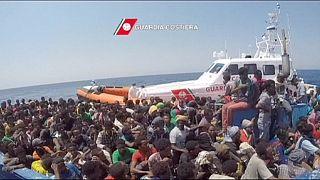 Mindestens zwölf Flüchtlinge vor libyscher Küste ertrunken