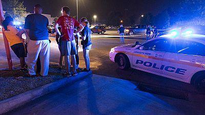 Three dead in US cinema shooting in Lafayette, Louisiana
