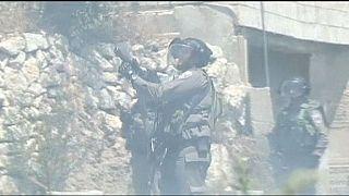 Oito palestinianos feridos em ataque com gás lacrimogéneo