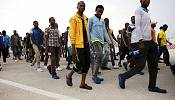Migrants collect at Europe's gates, solidarity on hold