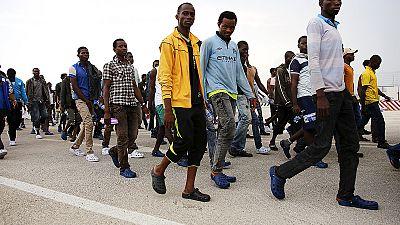 A crise migratória vista pelas televisões internacionais