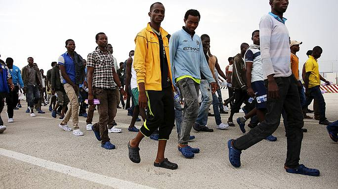 Las difíciles rutas de la inmigración hacia Europa