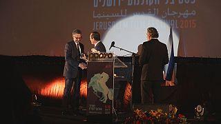 Kudüs Film Festivali yapımları ödüllerine kavuştu