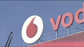 Vodaphone's sales growth accelerates