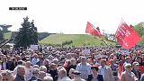 Ukrajna: kizárták a kommunista pártokat a választásról