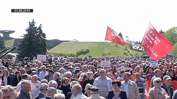 Haro sur les partis communistes en Ukraine