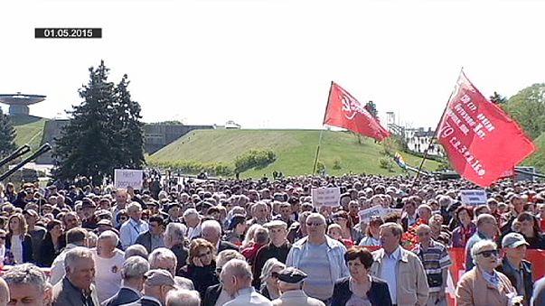 العدل الاوكرانية تحظر ترشح ثلاثة احزاب شيوعية للإنتخابات المحلية