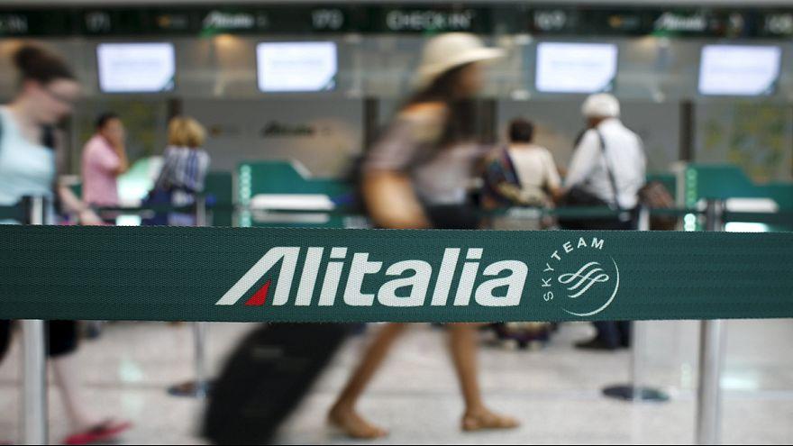 Italien: Streik bei Alitalia