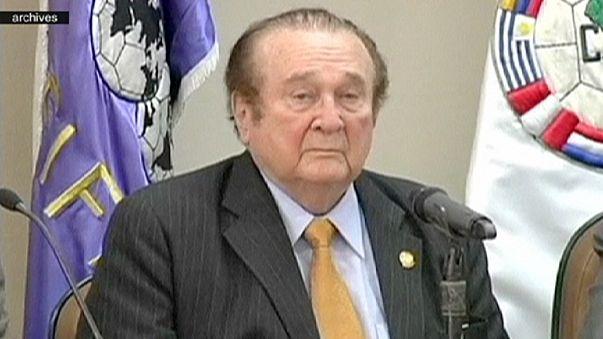 Estados Unidos pide la extradición del expresidente de la Conmebol Nicolás Leoz