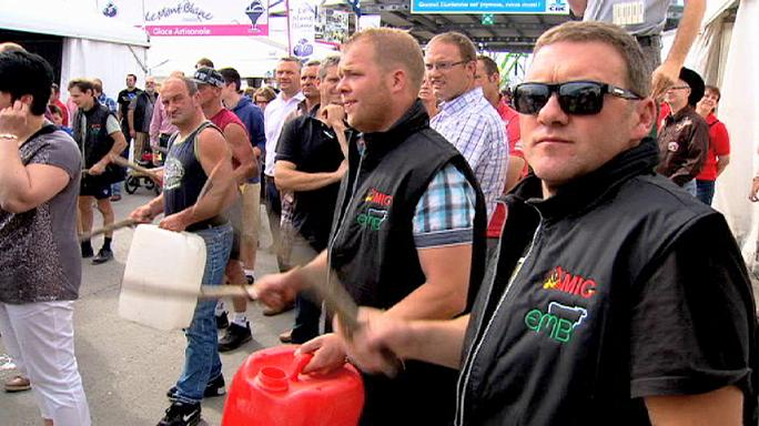 Belgian dairy farmers call for emergency milk quotas