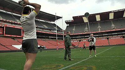 Springboks aim to bounce back against All Blacks