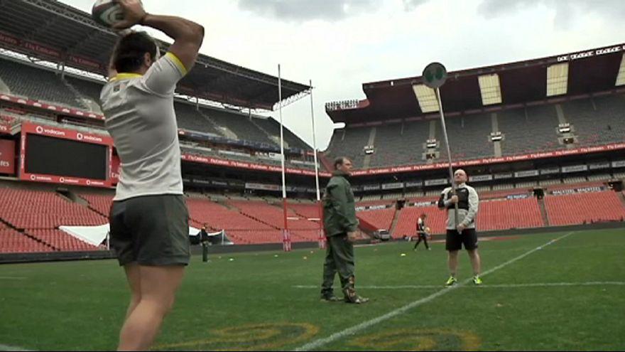 بطولة الرغبي: جنوب إفريقيا تواجه نيوزيلندا