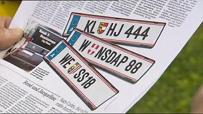 Österreich verbietet KFZ-Kennzeichen mit Nazi-Codes