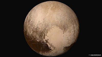 Bilder vom Pluto: NASA stellt neue Aufnahmen vor