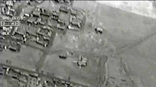 حمله همزمان جنگنده های ترکیه به مواضع داعش و پ.کا.کا در عراق