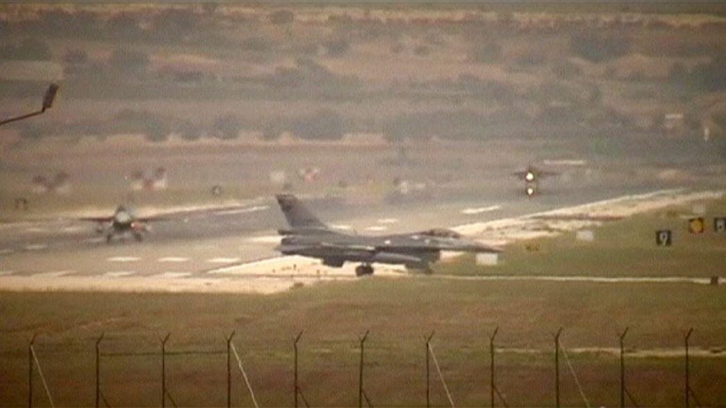 Türkei startet Großoffensive gegen Terror