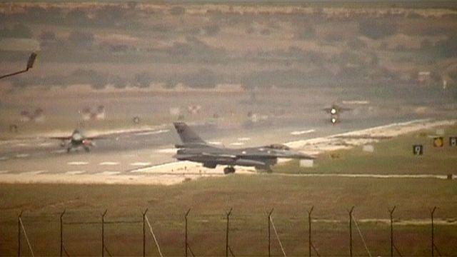Ankara s'attaque aux bases du PKK et poursuit ses frappes contre EI