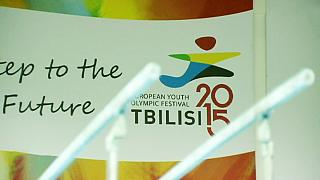 Europe's young Olympic hopefuls compete in Tbilisi