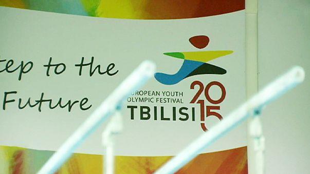 Европейские олимпийские надежды состязаются в Тбилиси