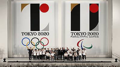 Tokyo 2020 unveils Olympic and Paralympic emblems