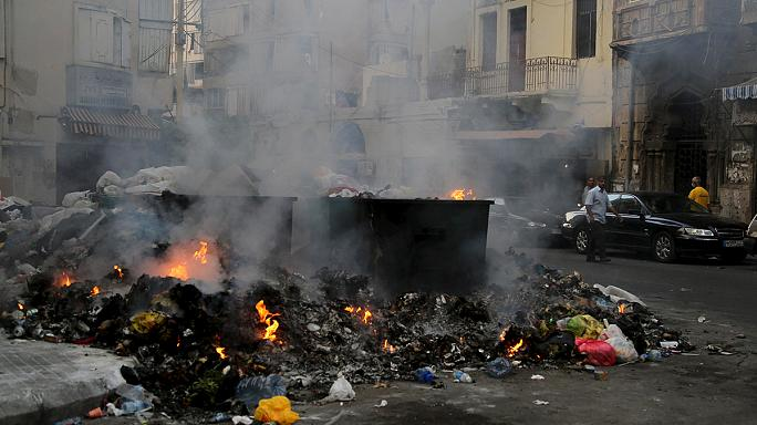 Crise des déchets au Liban