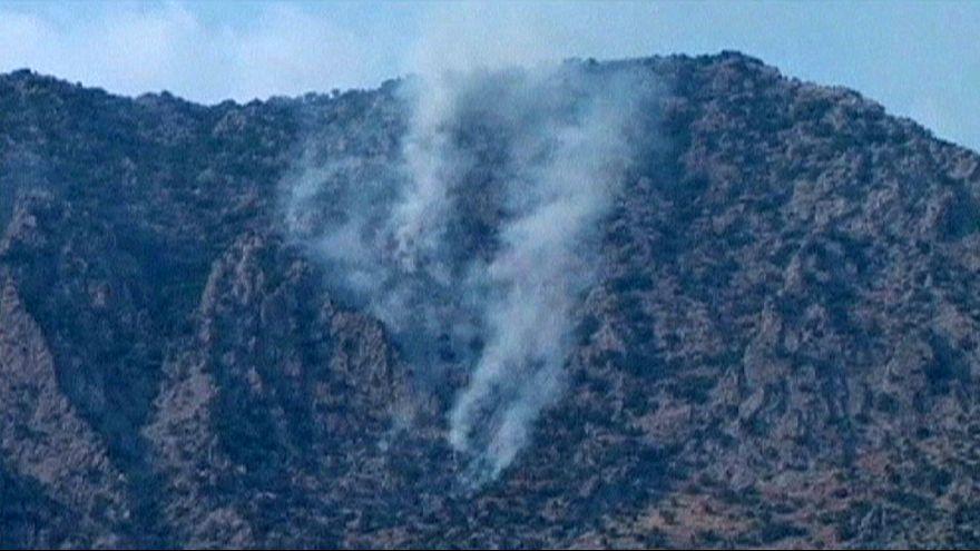 Nouvelles frappes turques contre EI et le PKK