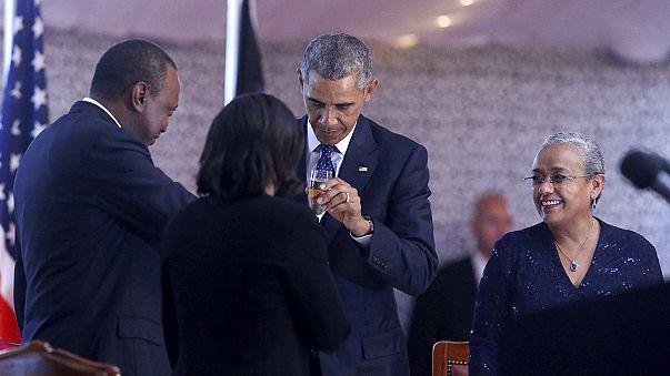 Etiopía, siguiente etapa en la gira africana de Barack Obama