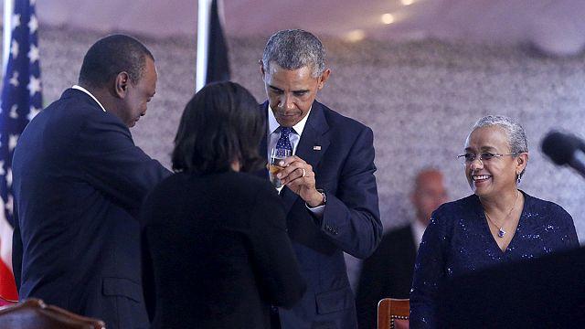Obama Afrika turunun ikinci durağına geçiyor