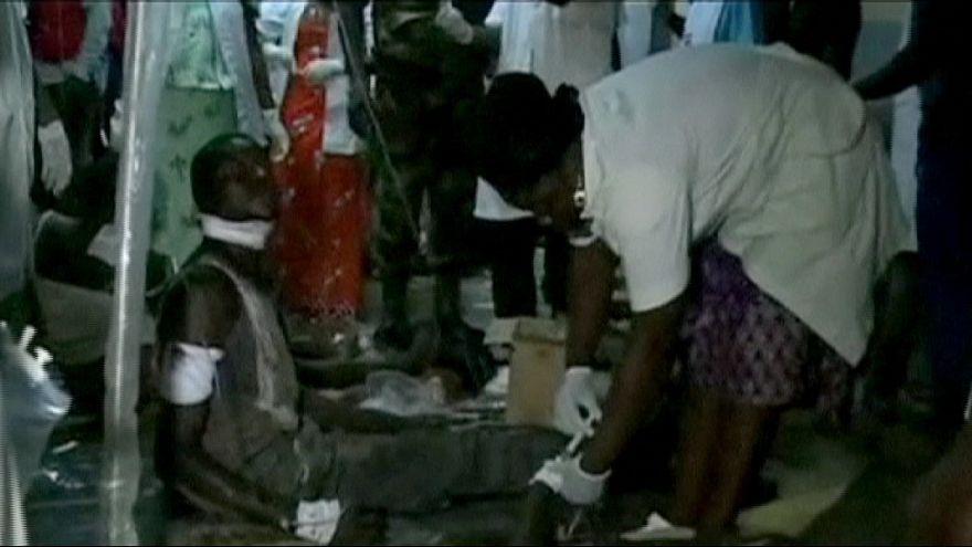 Pokolgép robbant Kamerunban