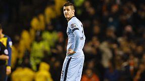 Man City striker Stevan Jovetic to under go medical at Inter