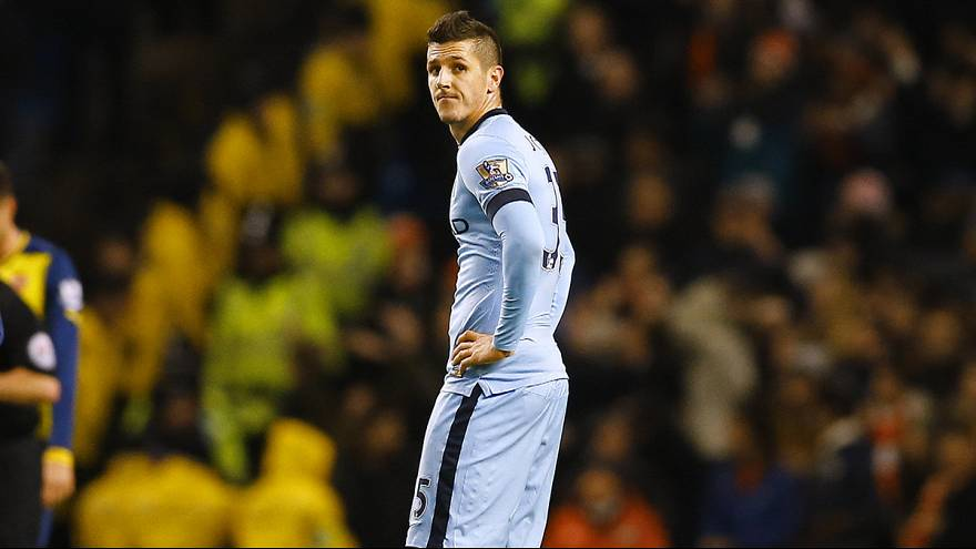 Man City striker Stevan Jovetic to under go medical at Inter