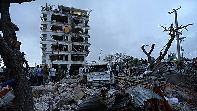 Les Shebab revendiquent l'attentat de Mogadiscio