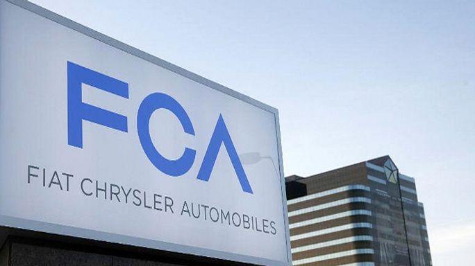 Rappels de voitures : amende record pour Fiat-Chrysler aux Etats-Unis
