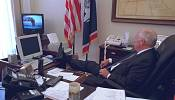 Gallery: Photos emerge of Cheney and Bush at White House on 9/11