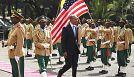 Obama zu Staatsbesuch in Äthiopien eingetroffen