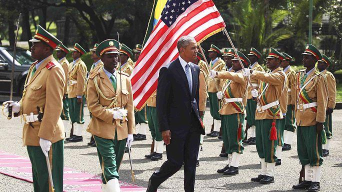 Etiyopya'da terörle mücadele ve ekonomi görüşüldü