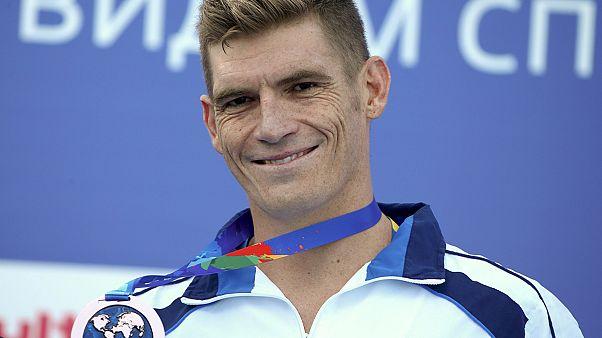 «Χάλκινος» ο Γιαννιώτης στο Παγκόσμιο Πρωτάθλημα Κολύμβησης